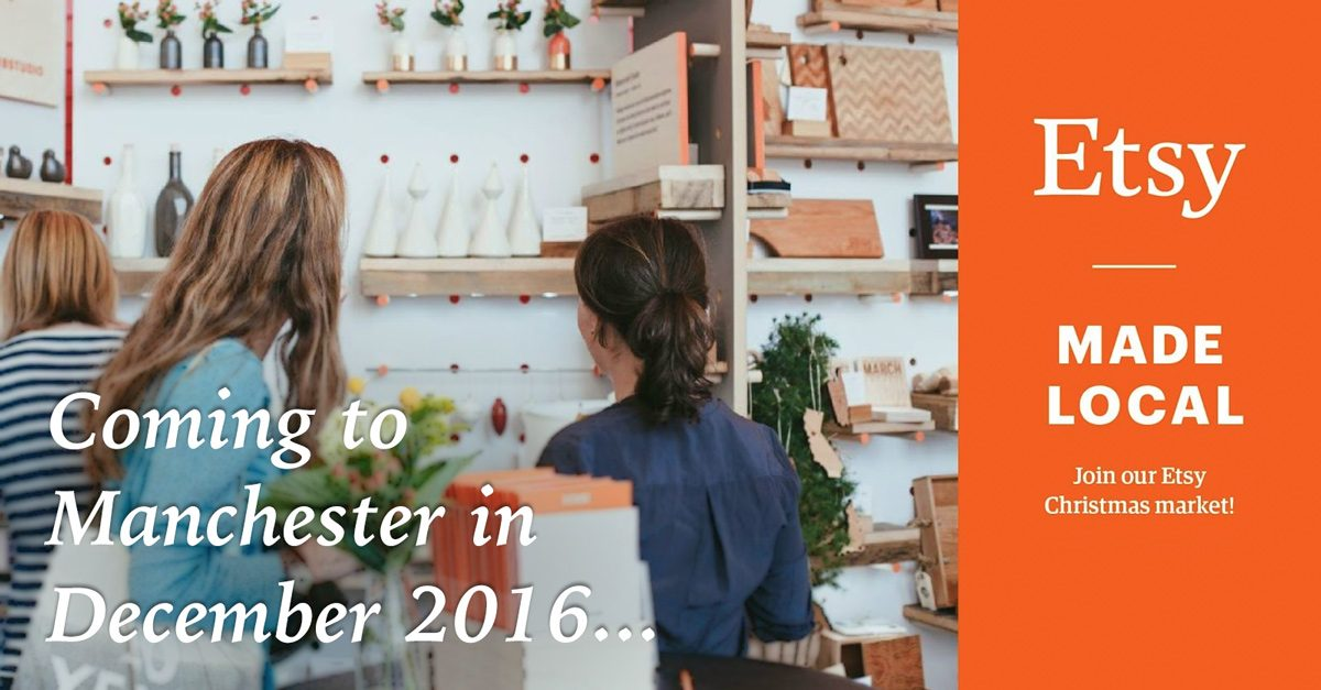 Etsy: Made Local – Christmas 2016
