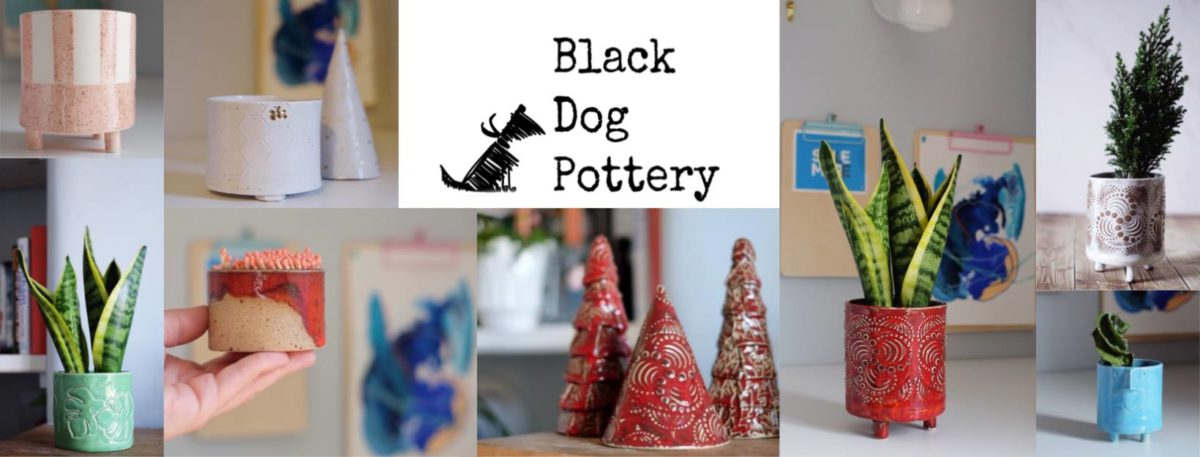 Meet the Maker – Black Dog Pottery