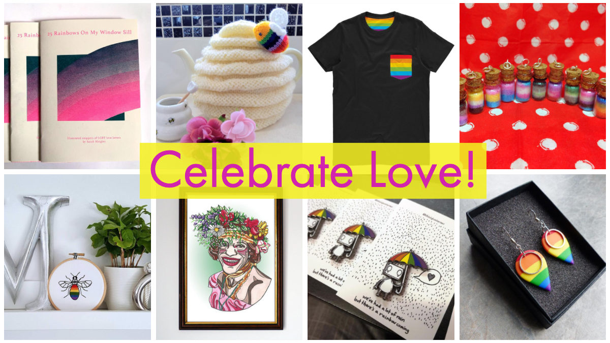 Celebrate Pride Season with EtsyMCR